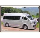 Jack Van Chiangmai  รถตู้เช่าเชียงใหม่ เชียงใหม่รถตู้ให้เช่า รถตู้เชียงใหม่ โทร.0818663344